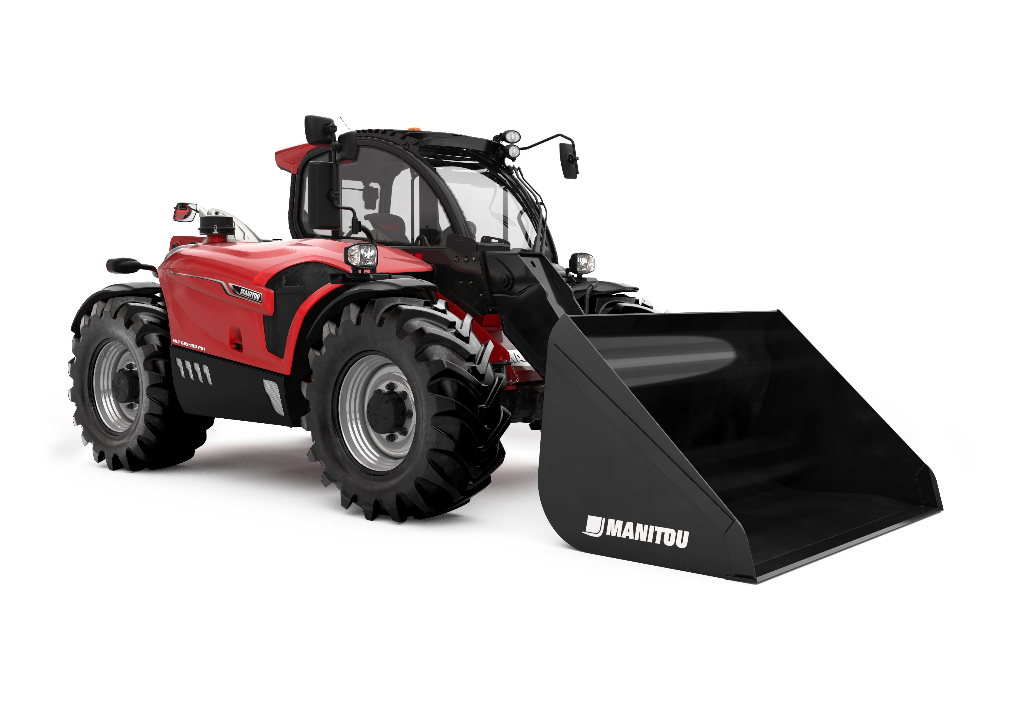 Manitou telehandlers, forklifts and platforms