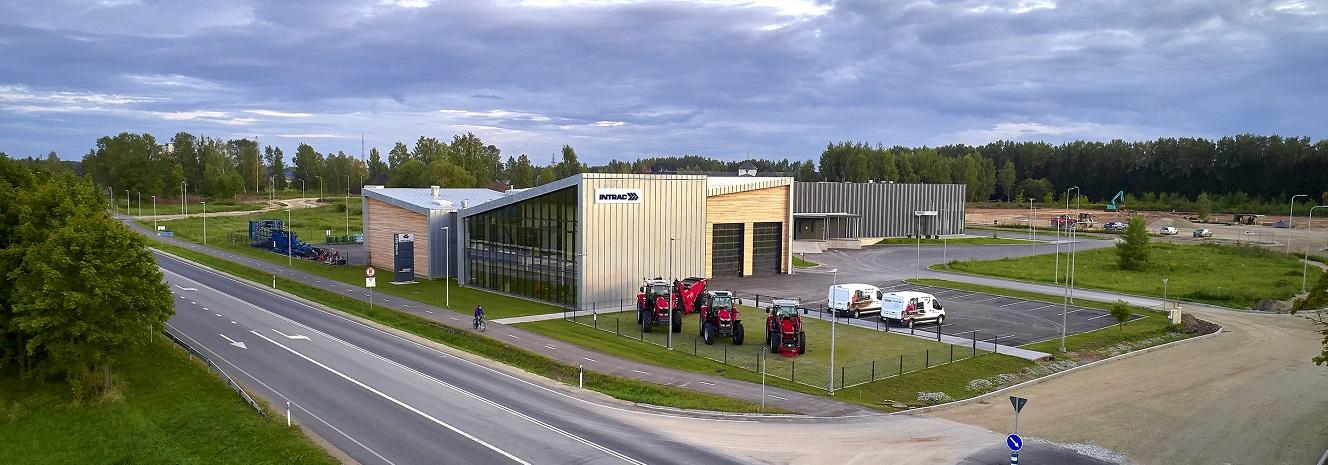 INTRAC-i Lõuna-Eesti esindus asub nüüd aadressil Roheline tn 13, Tähtvere