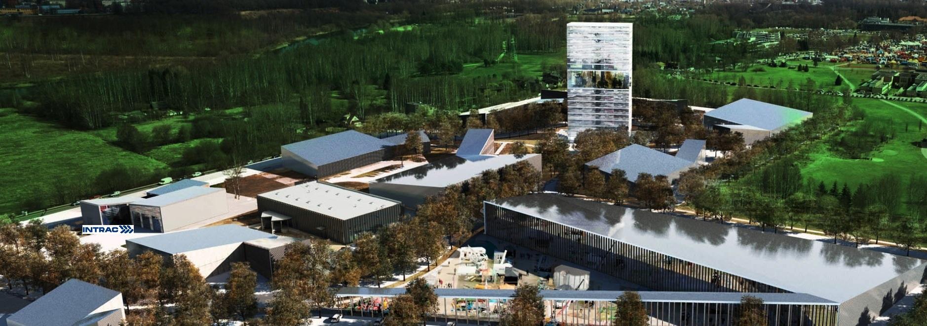 INTRACi Tartu esindus kolis Rohelisse Parki! Uueks aadressiks on Roheline tn 13, Tähtvere.